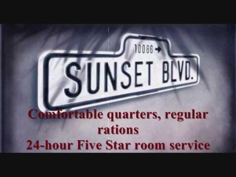 Sunset Boulevard  Karaoke