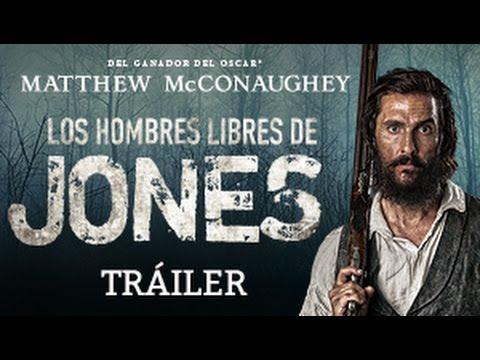 LOS HOMBRES LIBRES DE JONES - Tráiler oficial en español HD