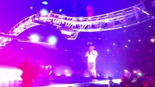 "Travis Scott ""goosebumps"" Live @ Astroworld Tour"