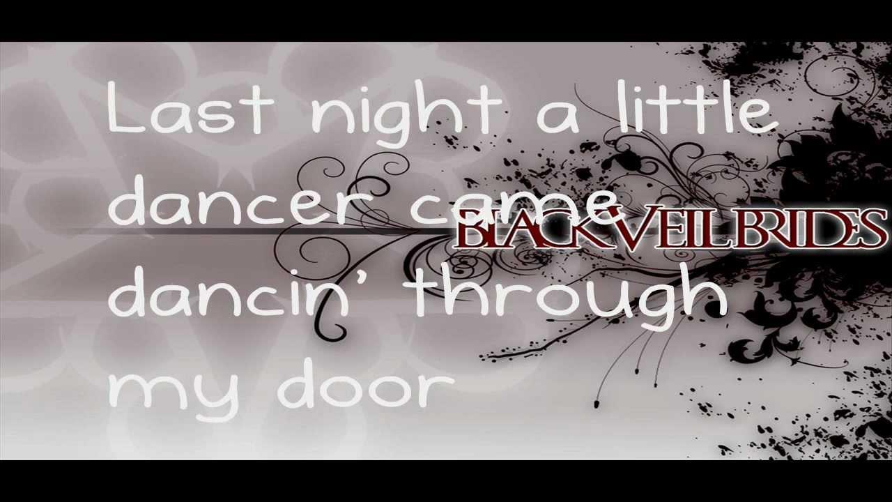 Black Veil Brides Lyrics Fallen Angels