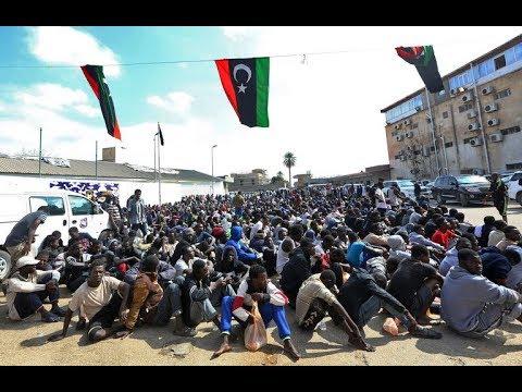 Afrique du nord : Libye face à l'esclavagisme et le terrorisme ! (Dr. CHEGROUCHE)