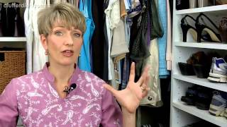 How To Choose A Closet Design Company For Your Wardrobe Closet-- Part 1 | Clutter Video Tip