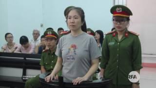 Tòa Khánh Hòa tuyên 10 năm tù giam đối với blogger Mẹ Nấm | © Official RFA Video
