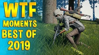 PUBG WTF Funny Best Moments of 2019