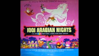 george duning 1001 arabian nights main title 1959