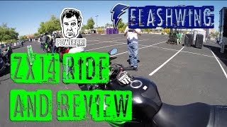 Kawasaki ZX14 - Review and First Ride