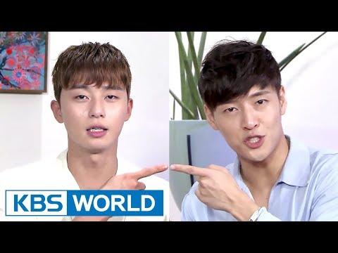 Entertainment Weekly | 연예가중계 - Park Seojun, Kang Haneul, Seolhyun [ENG/中文字幕/2017.08.14]