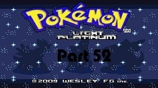 Pokemon ROM Hack Light Platinum with Chaosinthesky part 52: Cynthia arrives
