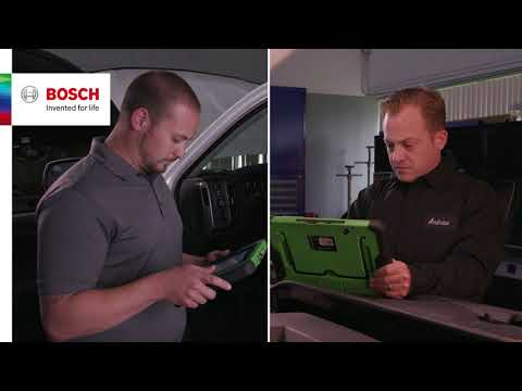 Do more diagnostics with accessories – Wi-Fi video scope, NVH analyzer, battery tester, TPMS tool