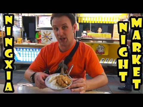 Ningxia Night Market Travel Guide