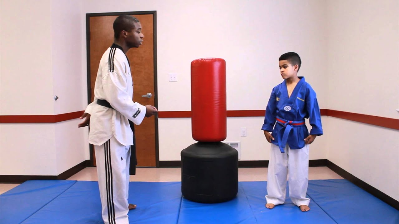 Karate Martial Arts Training Martial Arts Training For Kids Youtube