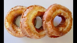 CAKE DOUGHNUTS   Old-Fashioned STYLE   DIY Demonstration
