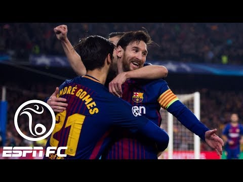Barcelona beats chelsea 3-0 to advance to champions league quarterfinals | espn fc