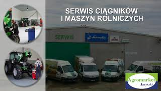Maszyny rolnicze ciągniki kombajny Jaryszki Agromarket Jaryszki