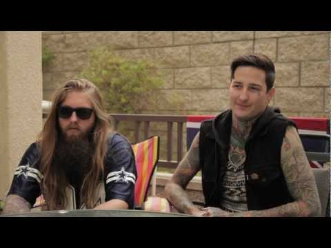 Mitch Lucker's Final Video Interview (10-20-12) - Speaking On Charity (OFFICIAL INTERVIEW)