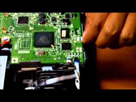 Video Perakitan Projector