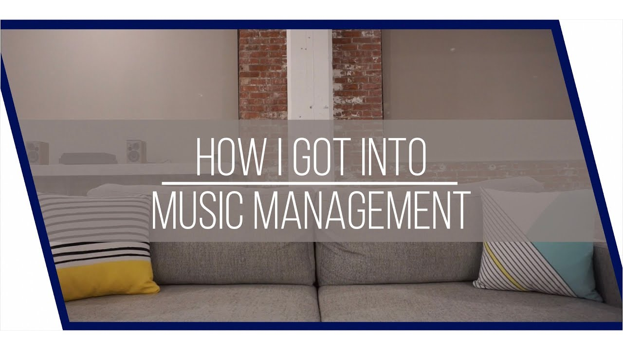 How to Get Into Music Management recommendations