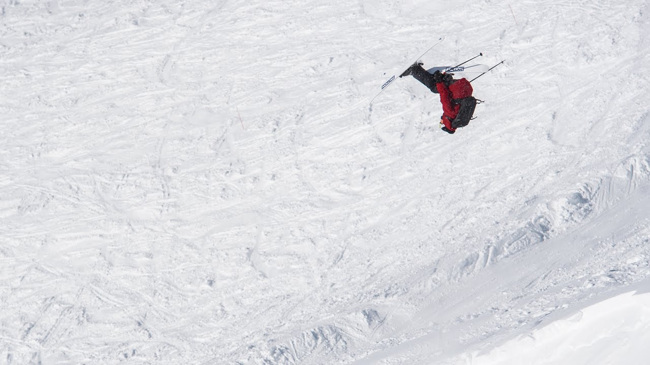 Download Candide Thovex - A bit of skiing