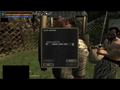 Mortal Online Gameplay Video #7 Crafting