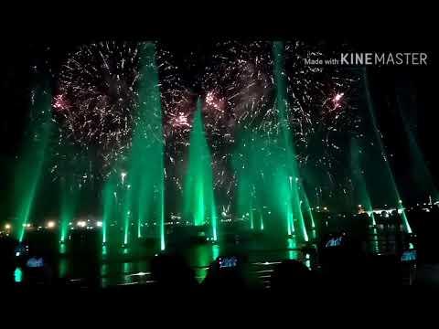 UAE 48TH NATIONAL DAY 2019 CELEBRATION AT DUBAI FESTIVAL CITY MALL