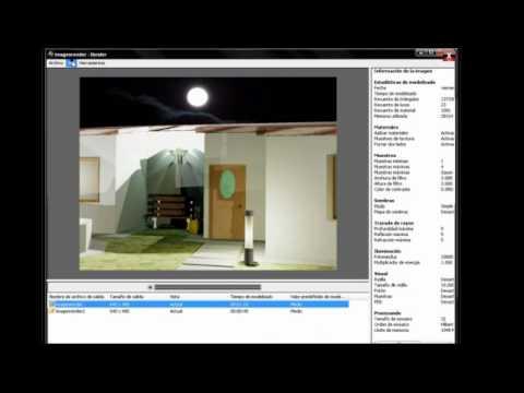 Render en autocad 3d youtube for Rendering 3d online gratis