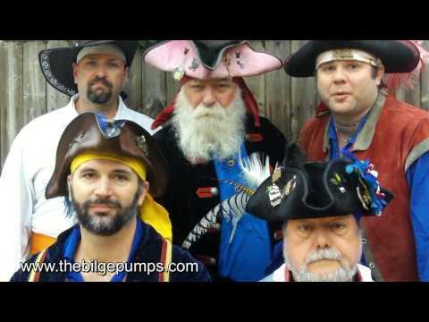 Jack the Rum Runner's Birthday Song