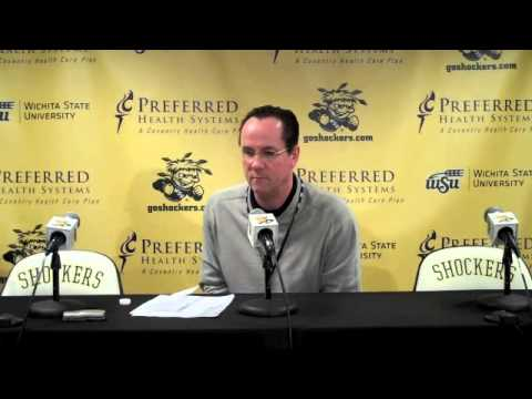 Gregg Marshall Press Conference