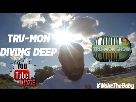 (Ep.173)TRU-MON Diving Deep Solo -Late Night Reasoning  / More Love To The World