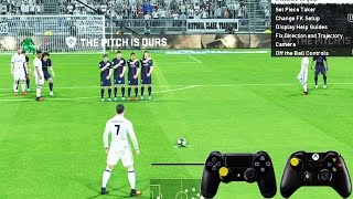 PES 2017 Free Kick Tutorial | Xbox & Playstation | HD 1080p