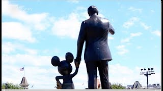 A look at how Disney makes the magic for theme parks.