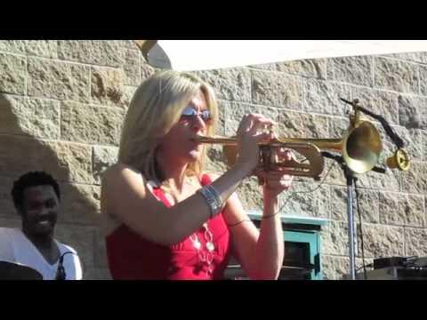 "Thornton Winery June 5 Cindy Bradley ""Massive Transit"" live!!!"