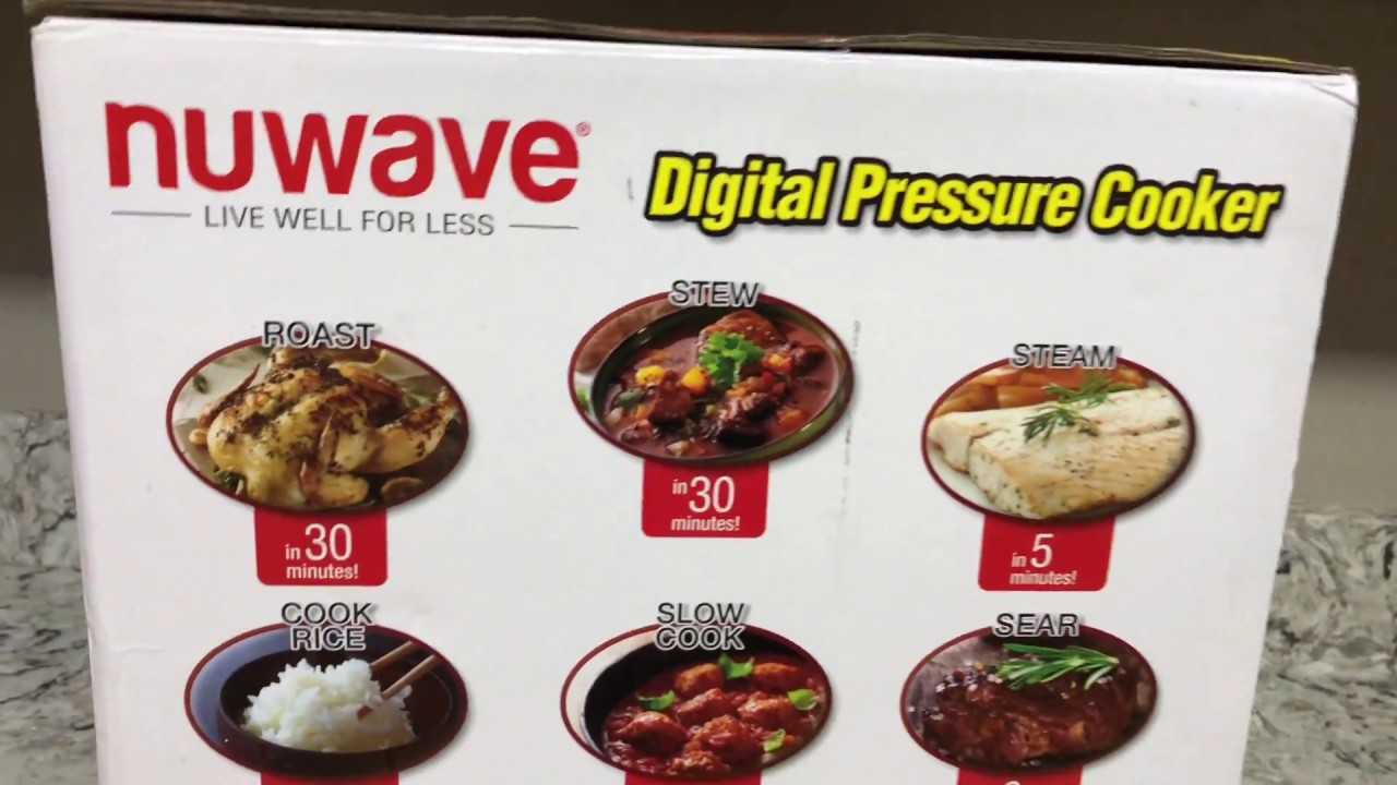 Nuwave Pressure Cooker Recipes Besto Blog