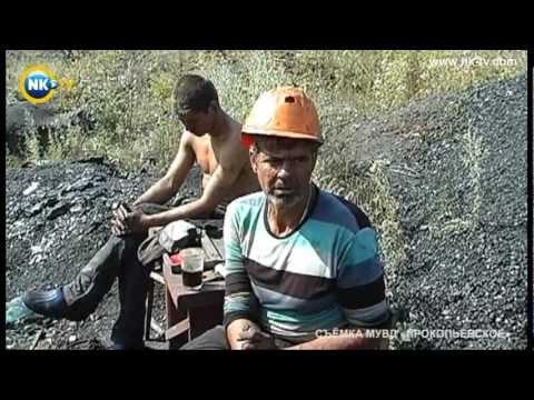 Семья из Прокопьевска вырыла себе шахту