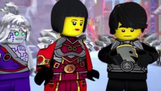Ninjago Rebooted   Zanes Sacrifice Memorial And Return   Scene With Score Only HD