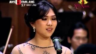 Video Isyana Sarasvati - Alleluia Exultate, Jubilate K.165 download MP3, 3GP, MP4, WEBM, AVI, FLV April 2018