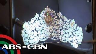 Tatanghaling Miss Universe 2019 isusuot ang bagong P250-M halaga ng korona   TV Patrol