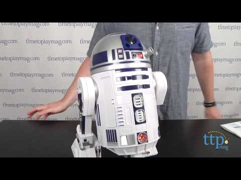 Star Wars Interactive R2-D2 Astromech Droid from Hasbro