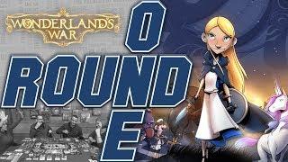 Wonderland's War - Round One by Man vs Meeple (Skybound Games)