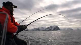 Рыбалка в Норвегии с С.Григорьевым. Часть 2.