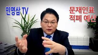 [민영삼 TV] 경제를 모르는 대통령, 세금으로 공무원 증원, 기업 임금 지원? 문재인표 신(新)적폐예산!