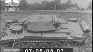 Crusader tank Mk VI: general description
