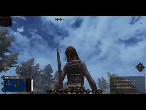@LifeisFeudal  #MMO Giving a new player the Freeport Tour