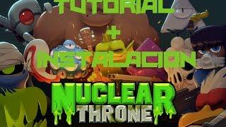 TUTORIAL: como instalar NUCLEAR THRONE FULL HD en Windows 10/8.1/8/7     2016!!!!
