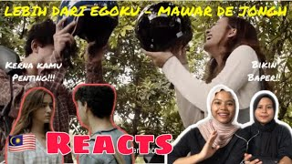 Lebih Dari Egoku- Mawar de Jongh | Malay reacts 🔥