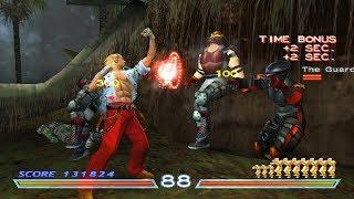 [TAS] Tekken 4 : Tekken Force mode - Steve Fox