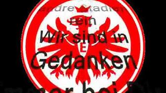 Eintracht Frankfurt Hymne Im Herzen von Europa