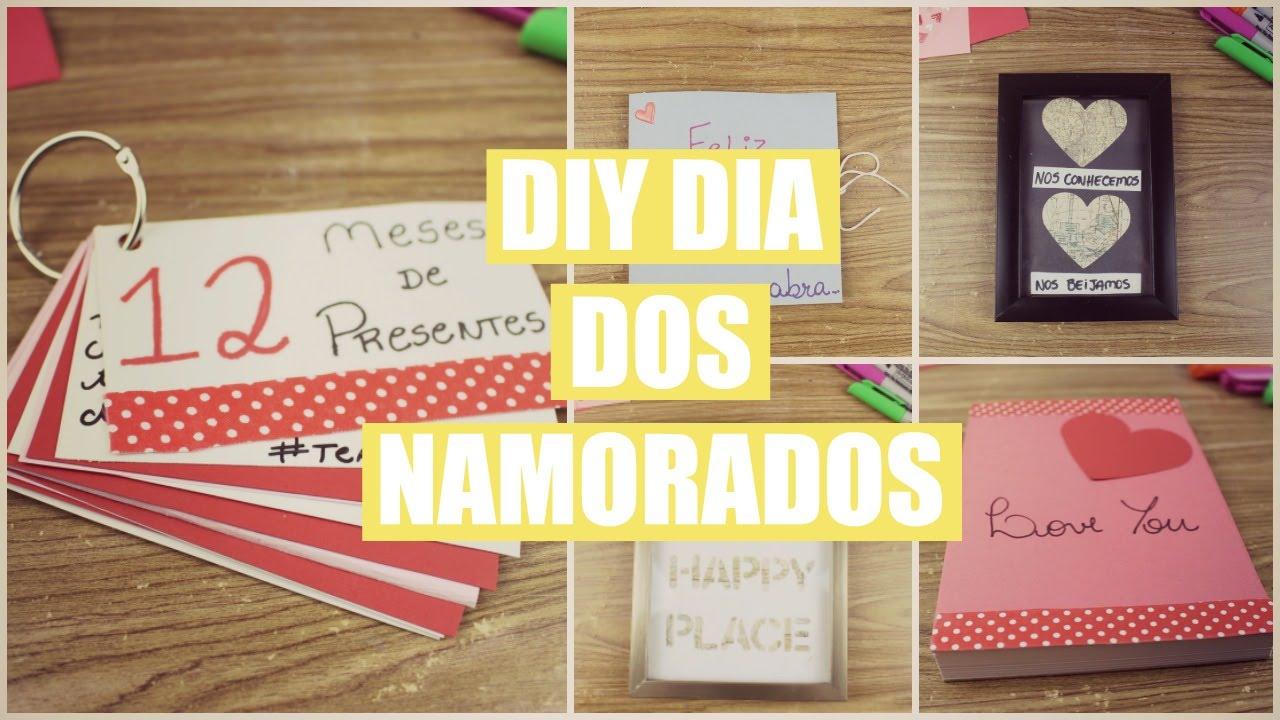 5 DIYs De Dia Dos Namorados - Parte 01