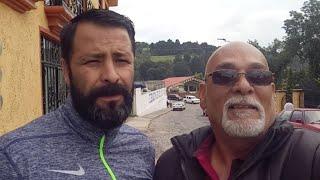 Con Jose Juan en El Oro