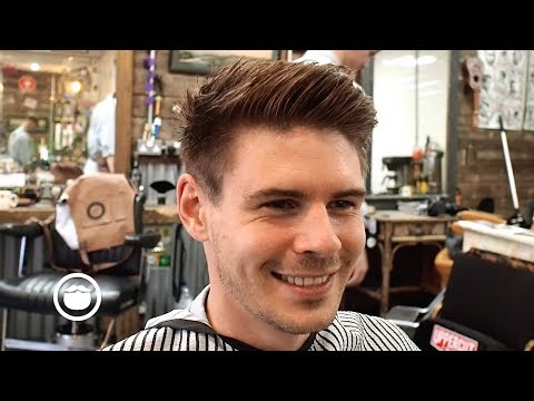 The American Crew Cut: A Timeless Men's Hairstyle