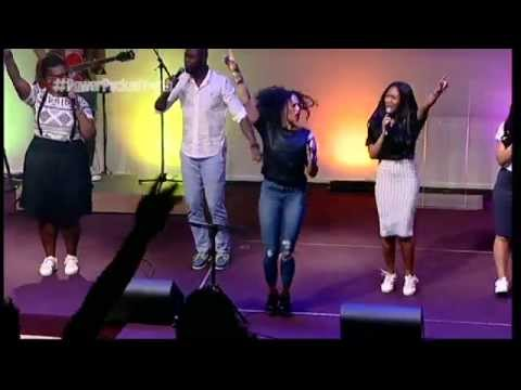 PowerPacked Youth - Lord You are good by Israel Houghton / You are good by Planetshakers